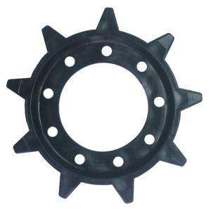Зубчатое колесо для снегохода